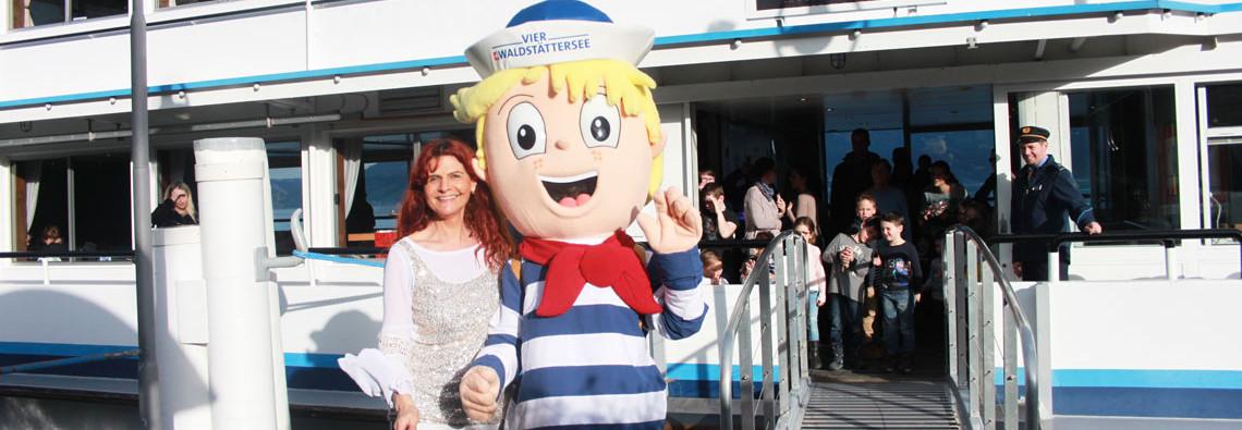 Das beliebte Märli-Schiff mit Jolanda Steiner